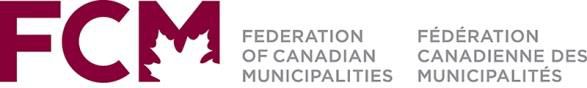 Federation of Canadian Municipalities Logo