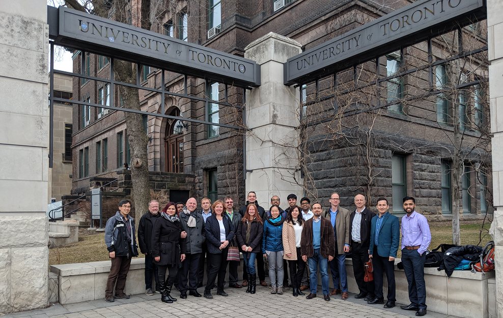 Innovative GTA Chapter Event hosted at University of Toronto