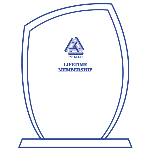 PEMAC Lifetime Membership Award