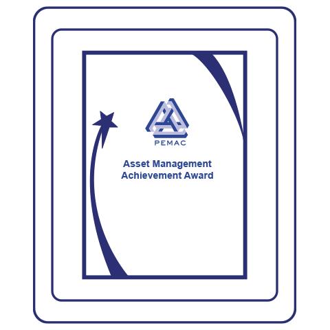 PEMAC's New Asset Management Achievement Award