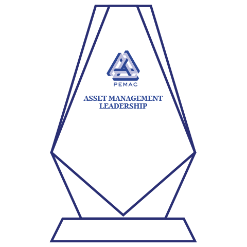PEMAC's new Asset Management Leadership Award for individuals.