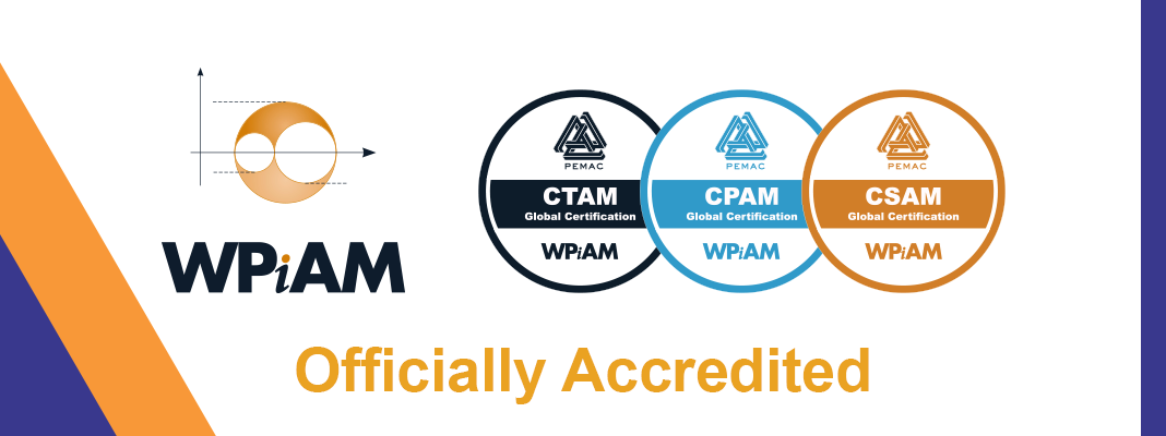 PEMAC New Asset Management Certifications receive Accreditation from the WPiAM