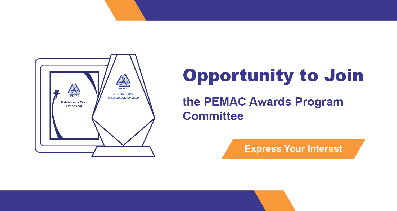 Consider joining the PEMAC Awards Committee