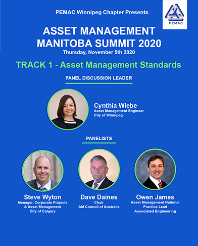 Track 1 of AMMS 2020 focused on Asset Management Standards