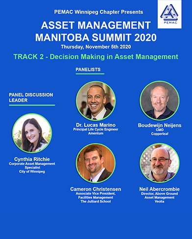 Track 2 of AMMS 2020 focused on Decision Making in Asset Management