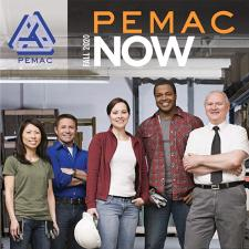 The Second Issue of PEMAC Now, released Fall 2020.