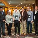 Chapter presidents at the PEMAC Conference