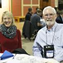 MainTrain 2017: PEMAC Awards Banquet Edith Mackenzie with Al Johnson