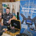 MainTrain 2017 UE Systems Exhibit