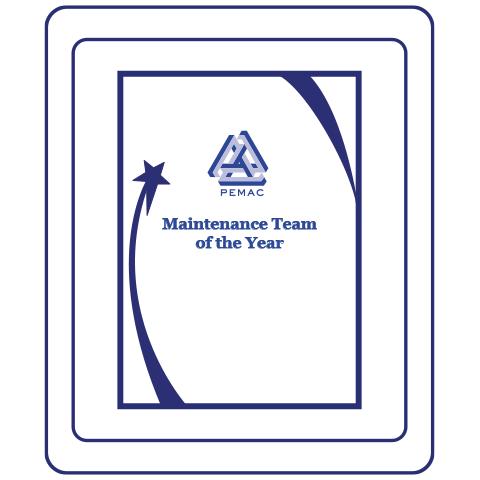 PEMAC Maintenance Team of the Year