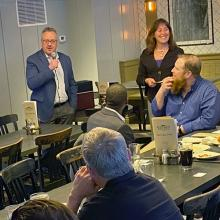 PEMAC's Alberta Chapter Hosted an Ask Me Anything About Asset Management Event with Paul Daoust